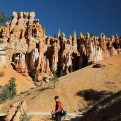 bryce rock formations