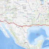 Coast 2 Coast southern route