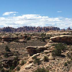 Beautiful Utah scenery