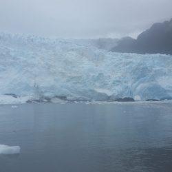 Glaciers in Alaska's Glacier Bay National Park
