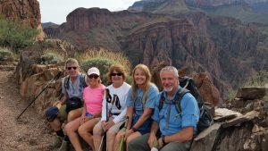 Grand Canyon custom group