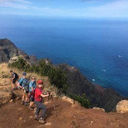 Awa'awapuhi Trail on Kauai