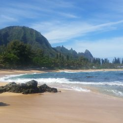 Wainiha Beach in Kauai, Hawaii