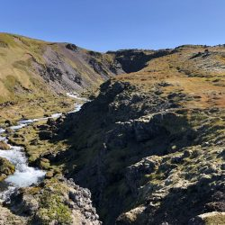 Dyjadalur River in Iceland