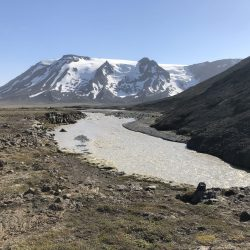 Kjolur Glacier Iceland