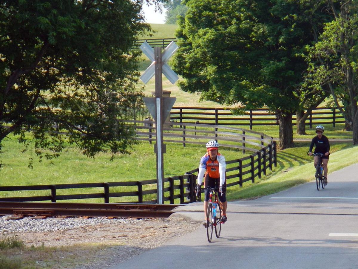 Rolling through Kentucky Blue Grass Country