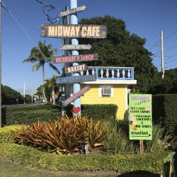 greenway signs in the keys
