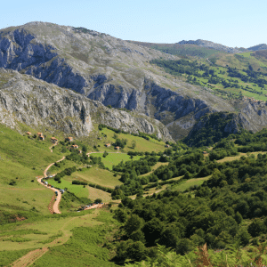 Los Picos de Europa, spain