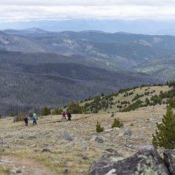 Tiffany Peak in North Cascades National Park