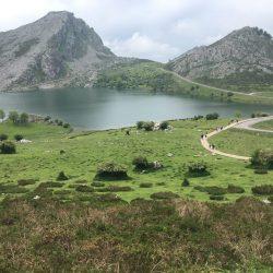 picos hiking landscape overlook