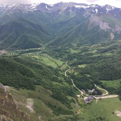 picos hiking viewpoint