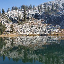 Emerald Lake Sequoia National Park
