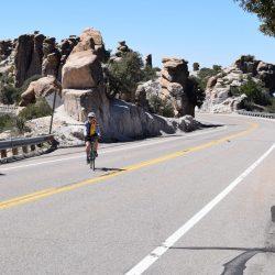 road in Tucson