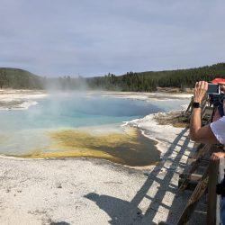 Yellowstone prismatic basin