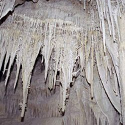Inside the underground caves of Great Basin National Park