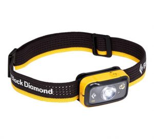 hiker gift guide headlamp
