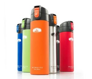 hiker gift guide insulated waterbottle